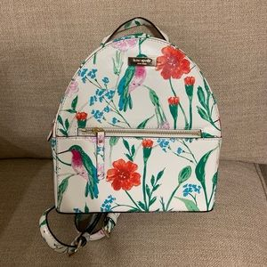 Kate spade backpack ☀️